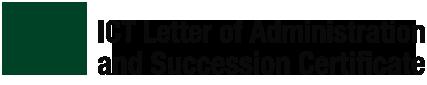ICT Succession Certificate